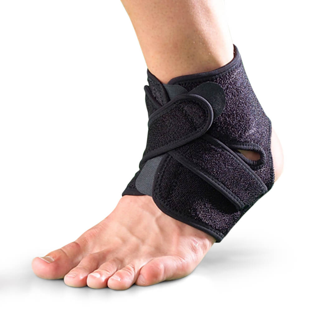 Adjustable ankle support (1103) for pain relief by Oppo medical USA | available at heyzindagi.com