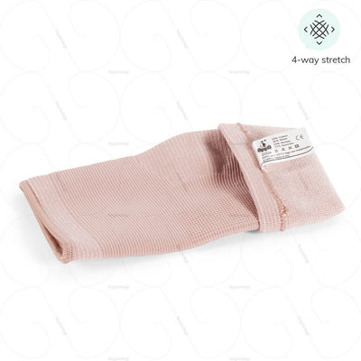 Elastic Ankle sleeve (2004) by Oppo Medical USA. 4 way Stretchable material | order online at heyzindagi.com