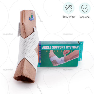 100% genuine Oppo ankle support. Easy to wear design |  explore heyzindagi solutions