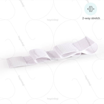 Elastic ankle strap (1003) by Oppo medical USA.Stretchable material for maximum comfort | shop online at heyzindagi.com