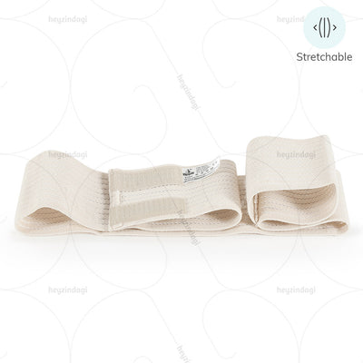 Elastic wrap (2101) manufactured by Oppo medical USA. Stretchable material for maximum comfort | available at heyzindagi.com