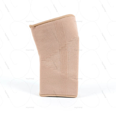 Elbow compression sleeve (2080)for natural heat therapy. Manufactured by Oppo Medical USA | Order online at heyzindagi.com