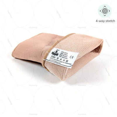 Elastic elbow sleeve (2080) by Oppo Medical USA. 4 way stretch material |  Shop at  heyzindagi.com