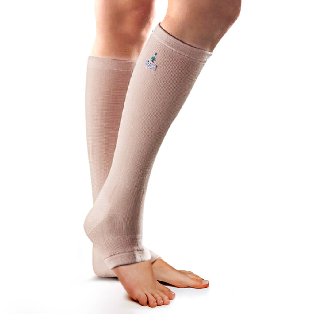 Firm Compression & Support Stockings (4 Way Elastic)