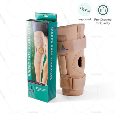 Oppo knee brace (1030) for prolonged use. Imported & Pre Checked for Quality. | order online at heyzindagi.in