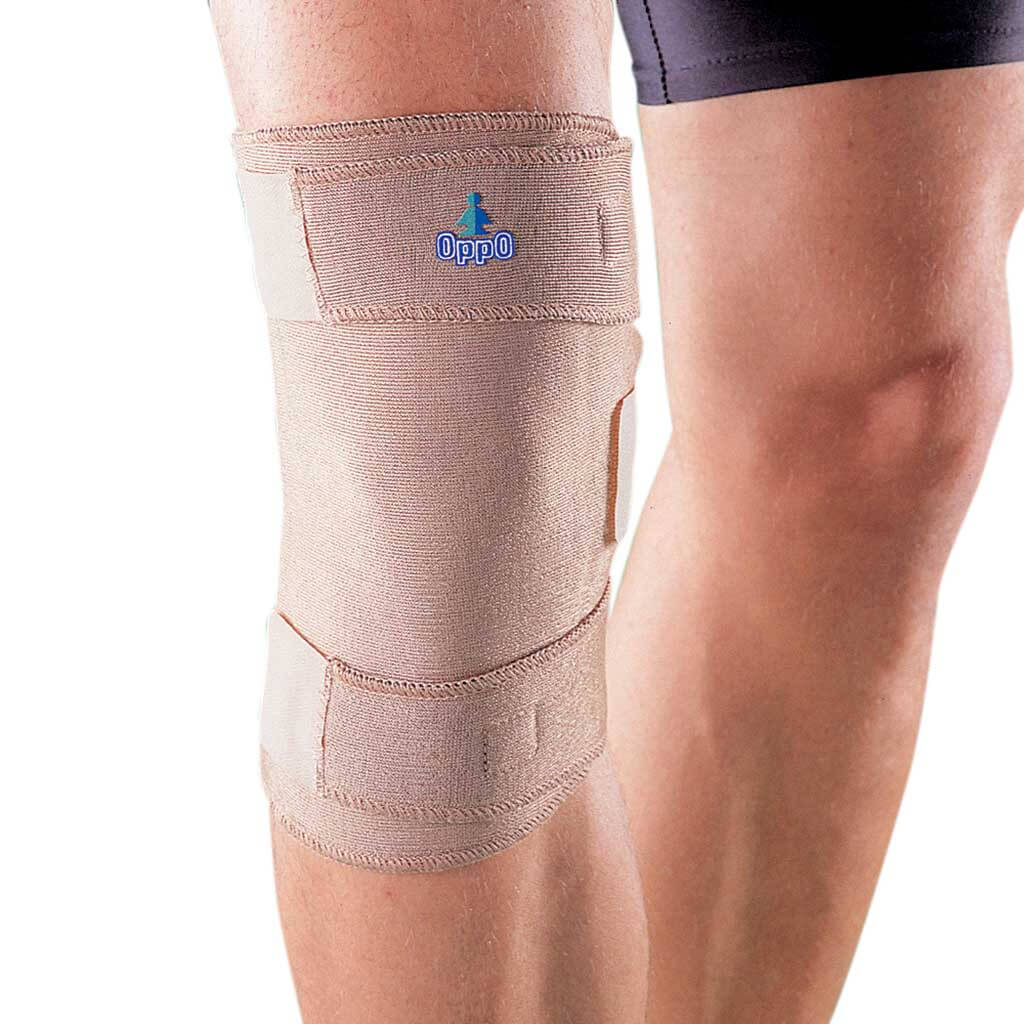 Knee support with closed patella by Oppo Medical USA | www.heyzindagi.com