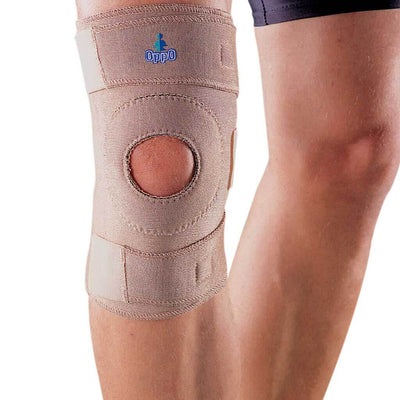 Knee support with open patella by Oppo Medical USA | www.heyzindagi.com