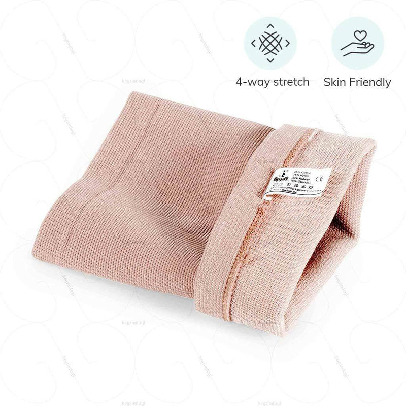 Knee Support (4 Way Elastic with inner Cotton layer)