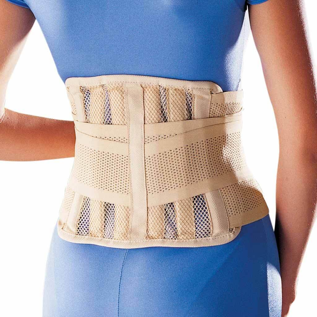 Sacro Lumbar Support (Elastic) - Economy (OPP0ME16) by Oppo Medical