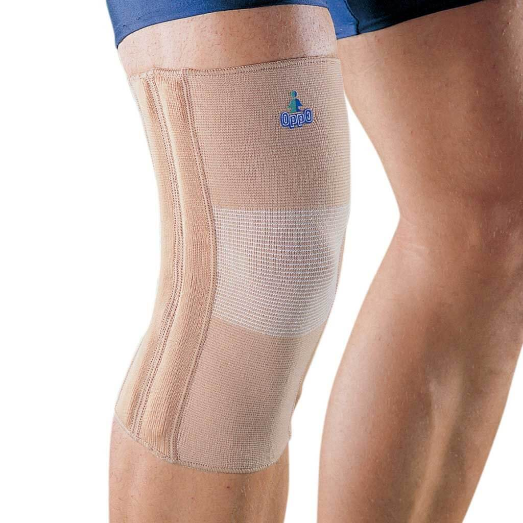 Spiral Knee Support (4 way elastic) to support unstable knees (2030) by Oppo medical USA | order online at amazon.in
