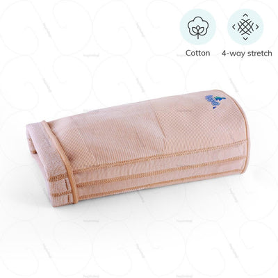 4-Way Stretch elastic knee sleeve (2030) - comprising of cotton lining to assure the skin remains dry- by Oppo medical USA | order online from heyzindagi.com