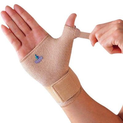 Wrist & thumb support (1084) available in the S,M,L or XL Size - by Oppo Medical USA  | Order online at Heyzindagi.in