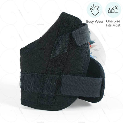 Easy wear carpal tunnel wrist brace (1288)  available in the one size fit most variant by Oppo Medical USA | shop at heyzindagi solutions- a health & wellness site for differently abled