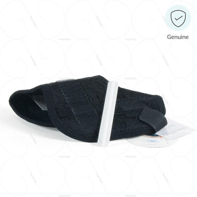 100% Genuine oppo wrist support (10) inserted adjustable metal which aligned with thumb for better support.  shop from heyzindagi.com