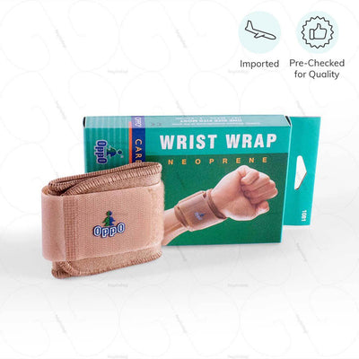 Essential Wrist Strap for stabilising weak wrists affected by Musculoskeletal Disorders. | order online at heyzindagi.com