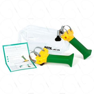 Add-on Handles for Home and Garden Tools (PETAAH01, PETAAH02) by PETA UK