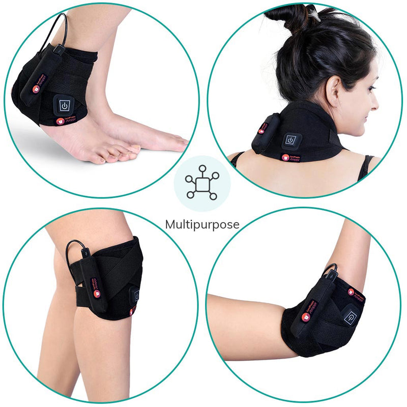 Strappr Wireless Heating Pad for Joint Pain