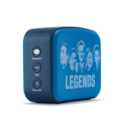 Carvaan Mini Legends Digital Music Player & Bluetooth Speakers (SRGMCE02) by Saregama India