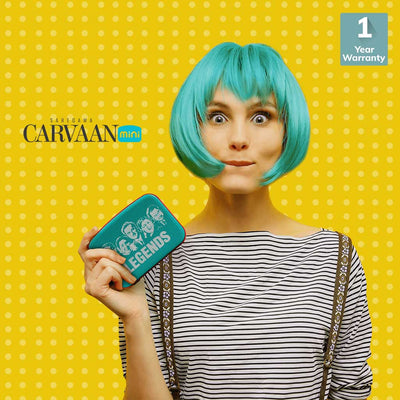 Carvaan Mini Legends Digital Music Player & Bluetooth Speakers