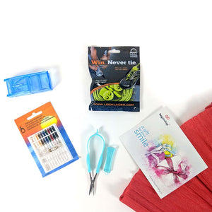 Travel Essentials Pack with Pill Box