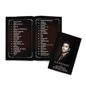 A.R. Rahman - The Definitive Collection (SMMC01) by Sony Music