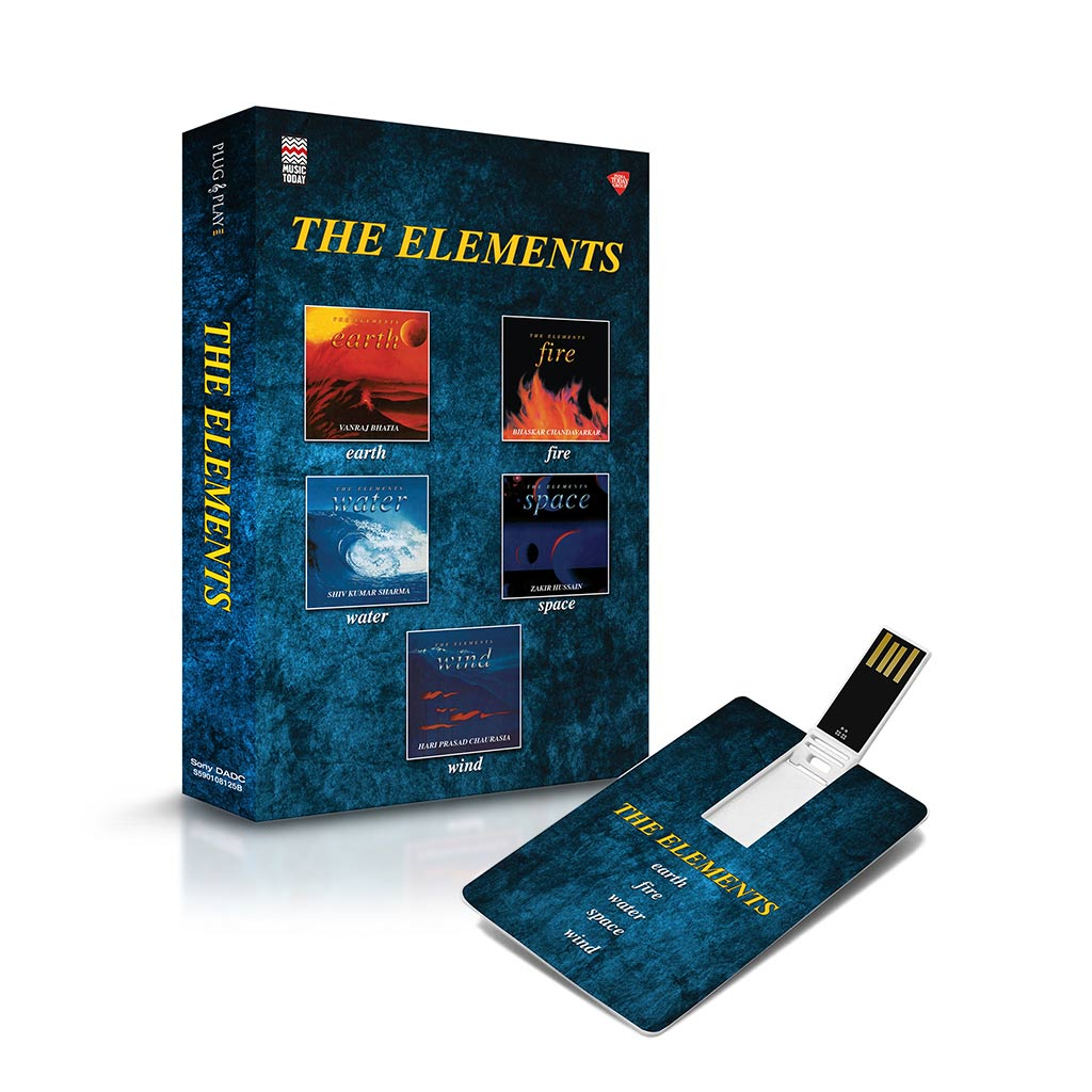 The Elements (SMMC18) by Sony Music