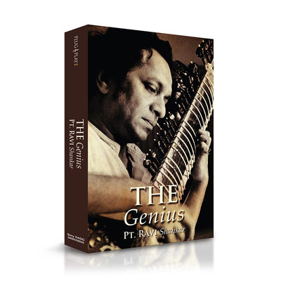 The Genius - Pandit  Ravi Shankar Indian Classical Mp3 Ragas USB Music Card  (SMMC15) by Sony Music | Shop at Heyzindagi.com