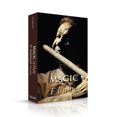 Magic of Flute - Pandit Hariprasad Chaurasia Indian Classical Ragas USB Music Card (SMMC09) by Sony Music | Visit at Heyzindagi.com