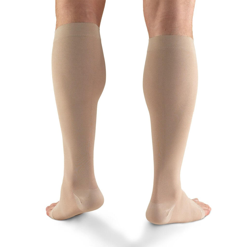Royal microfiber compression stockings for varicose veins class I & II by Sorgen India | Heyzindagi.in