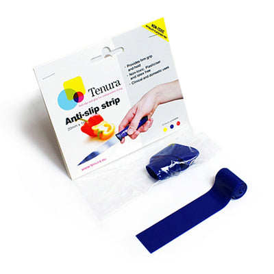 Anti-Slip Silicone Strips (TEASS01) by Tenura UK
