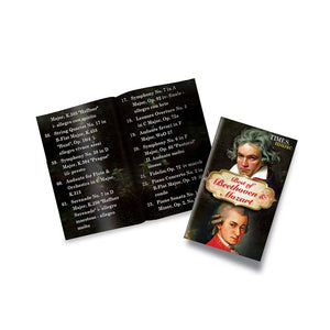 Best of Beethoven and Mozart (TMMC03) by  Times Music