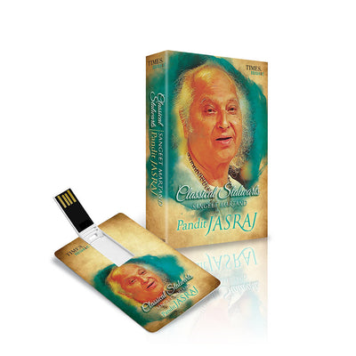 Classical Stalwarts Sangeet Martand - Pt. Jasraj (TMMC69) by Times Music