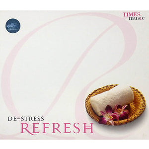 De Stress - Refresh (TMMC28) by Times Music