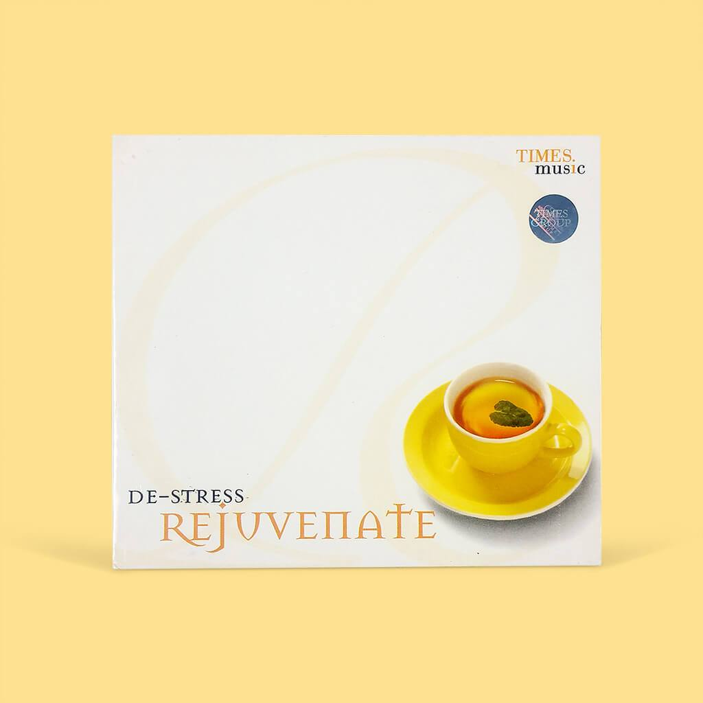 De-Stress Rejuvenate (Santoor by PT. Ulhas Bapat) (TMMC25) by Times Music