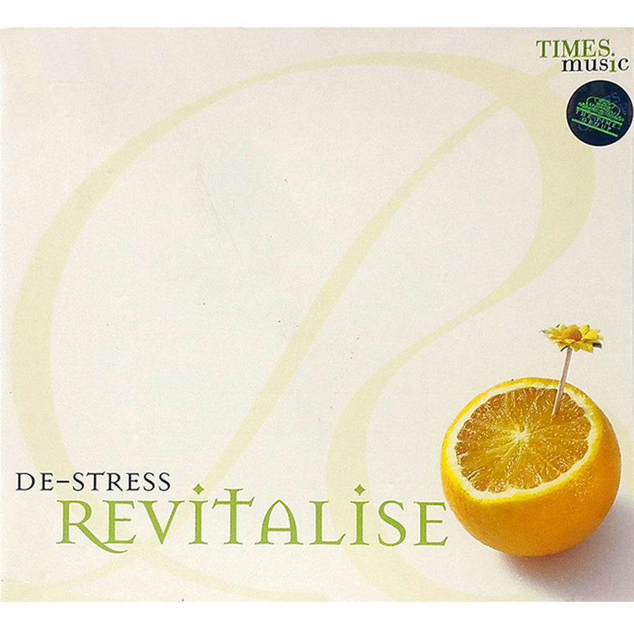 De Stress - Revitalise+ (TMMC26) by Times Music