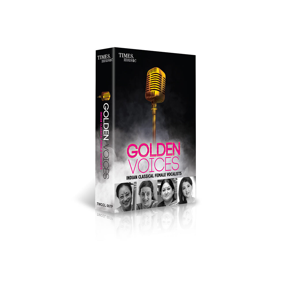 Golden Voices - Indian Classical Female Vocalists (USB Music Card)