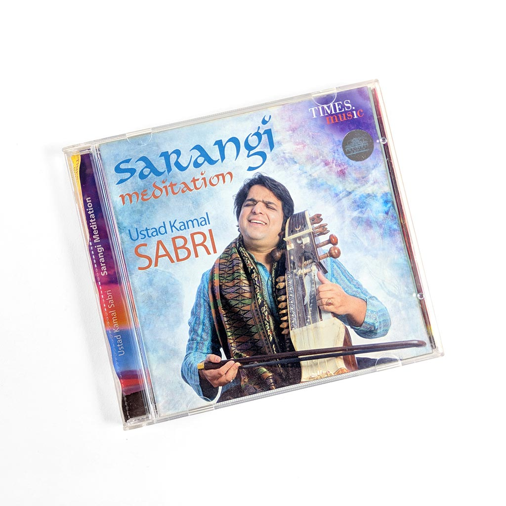 Sarangi Meditation (JC) (TMMC45) by Times Music