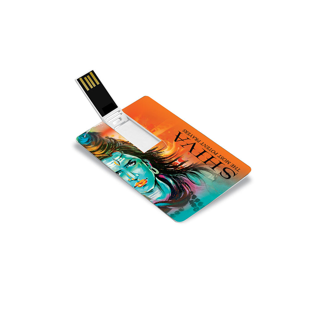 Shop Shiva the Most Potent Prayers (USB Music Card
