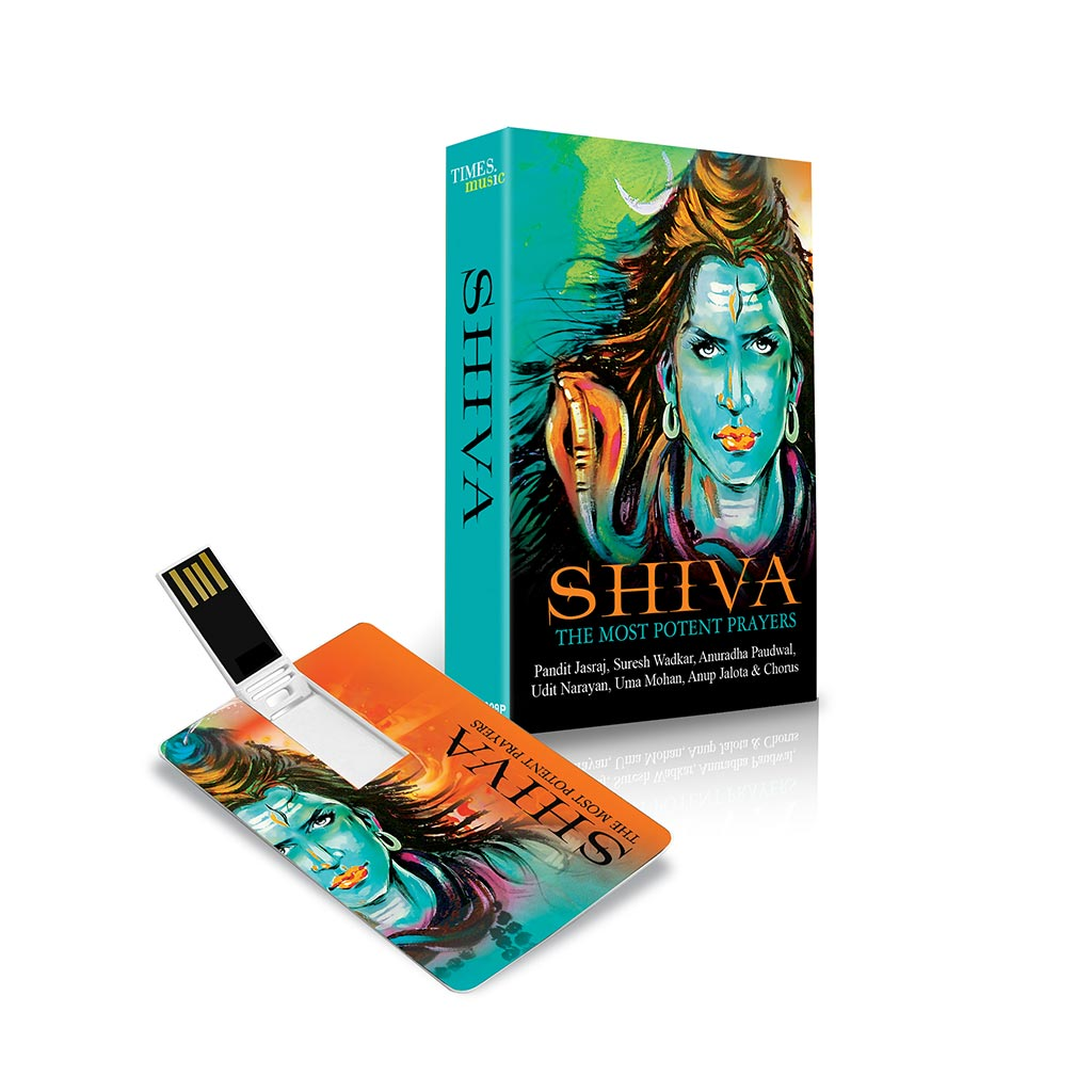 Shiva the Most Potent Prayers (TMMC09) by Times Music