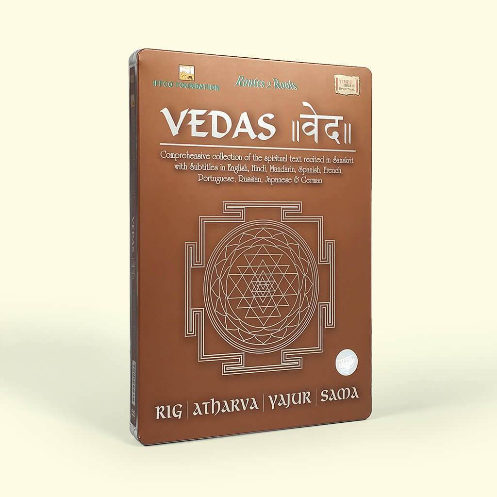 The Vedas (4 DVD Collection)