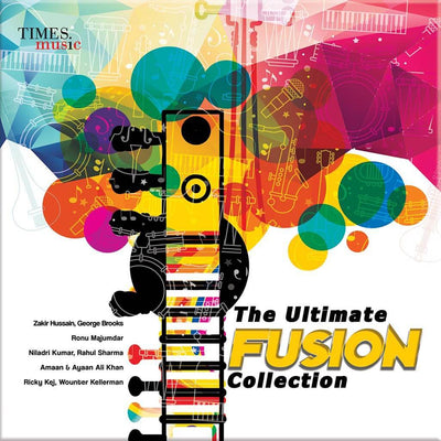 The Ultimate Fusion Collection (TMMC59) by Times Music