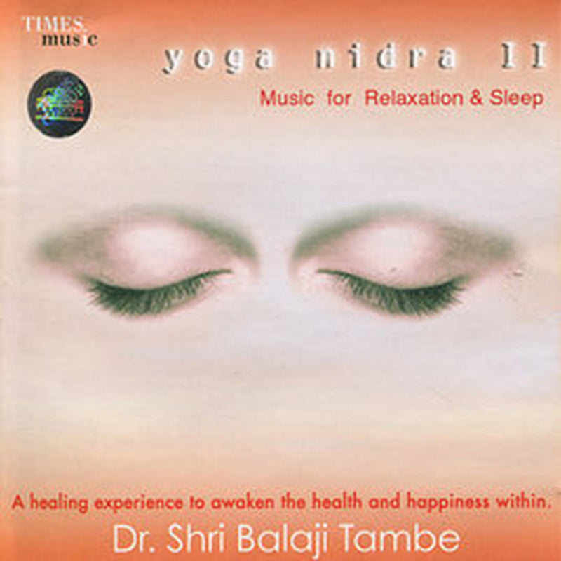 Yoga Nidra 2 for Relaxation & Sleep (TMMC31) by Times Music