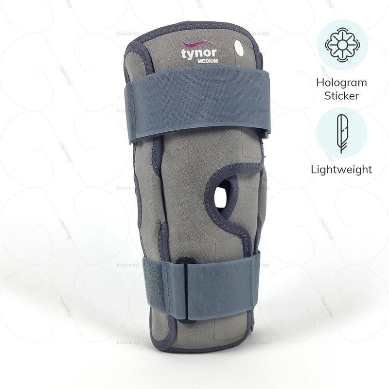 Functional Knee Support (with hinge) D09BAZ by Tynor India - for pain relief via compression | heyzindagi.com