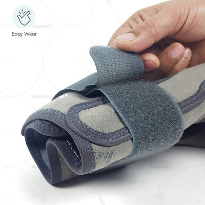 Easy Wear functional knee brace D09BAZ by Tynor India bear full body weight & allow normal bending | heyzindagi.com- a health & welness site for senior citizen