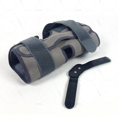 Tynor Knee Support (D09BAZ) for pain relief from a swollen knee- available in S/M/L/XL/XXL | available at heyzindagi.com