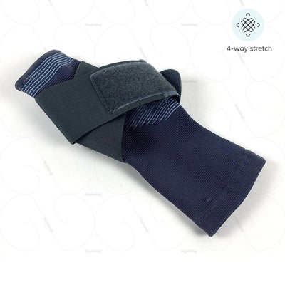 4 Way stretch elastic ankle support (D01BAZ). manufactured by Tynor India | www.heyzindagi.com
