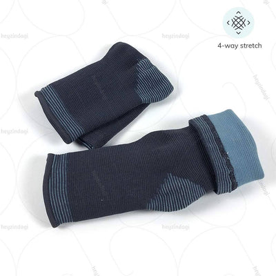 Elastic ankle support (D25BAZ) by Tynor India. 4-way Stretch material | heyzindagi.com- EMI option available for payment