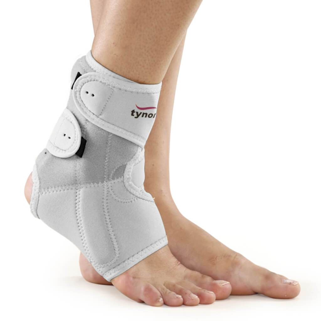 Tynor ankle support (J12UGZ) for pain relief | heyzindagi.com- an online shop for senior citizens