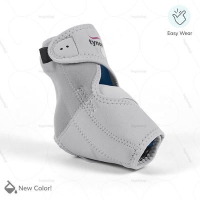 Easy to wear ankle compression (J12UGZ) support by Tynor India | available at heyzindagi.com
