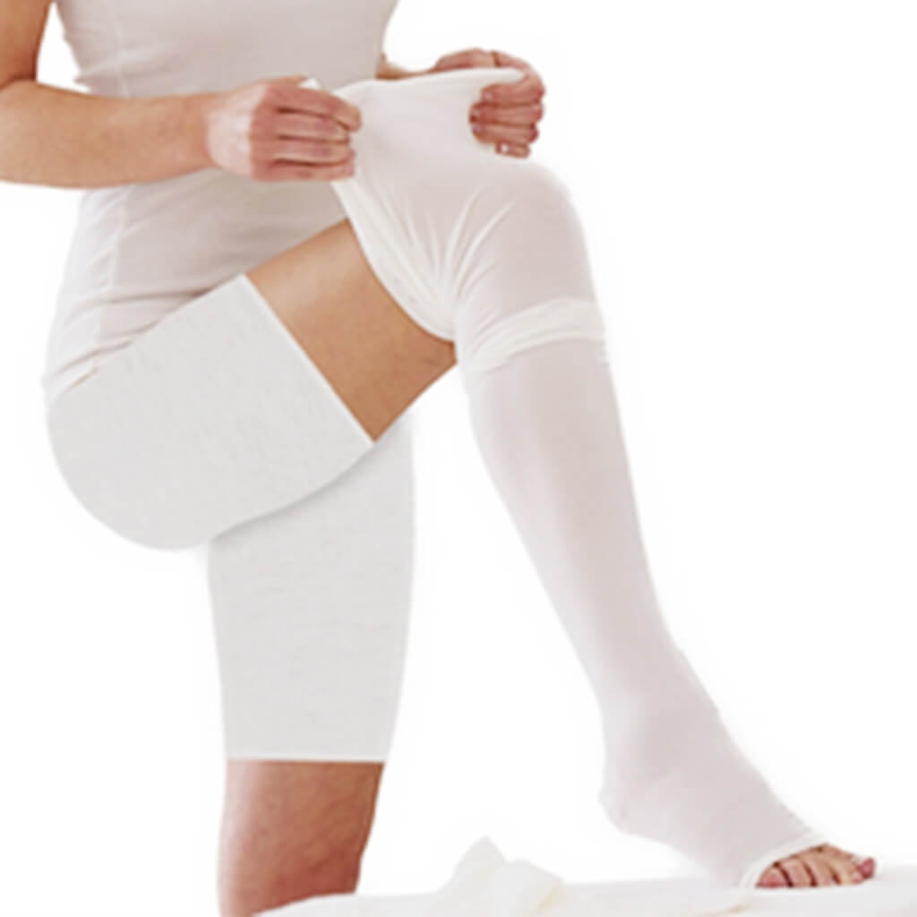 Anti-Embolism Graduated Compression Stockings (D.V.T. Prophylaxis Class 1)